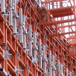 Large-panel formwork FORA strong form system